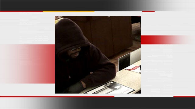Man Robs Bank Inside OKC Grocery Store