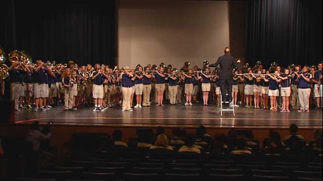 Southmoore High School Band Receives Invitation To London