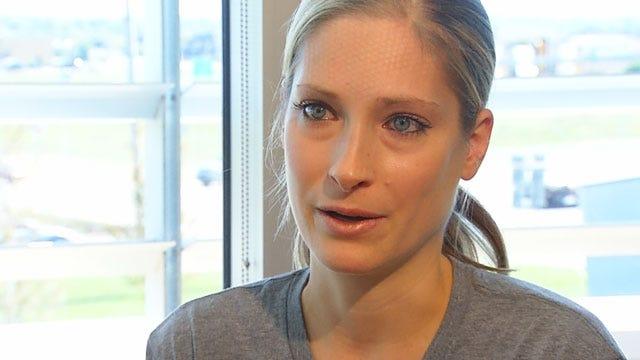 Oklahoma City Mother Battles Brain Tumor