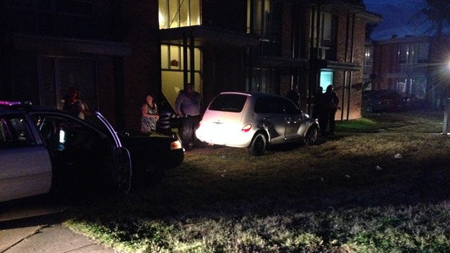 Two In Custody After High-Speed Chase In Oklahoma City