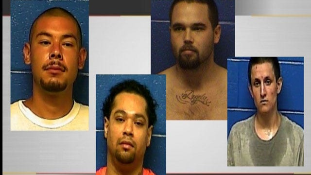 Caddo County Detention Center Escapees Still At Large
