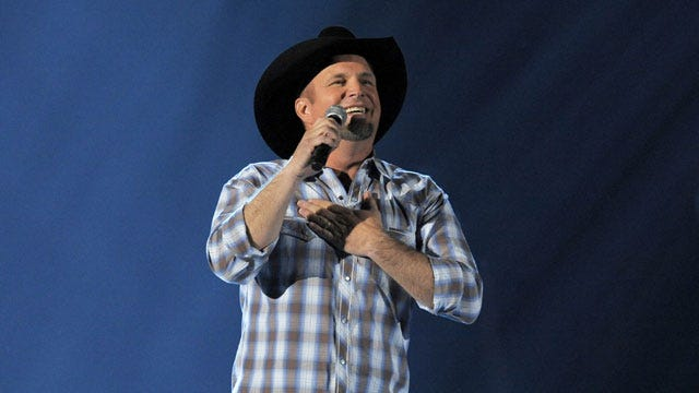 Garth Brooks Announces Drive-In Theater Locations For Concert