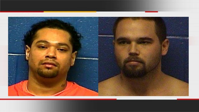 Search Continues For Two Caddo County Jail Escapees