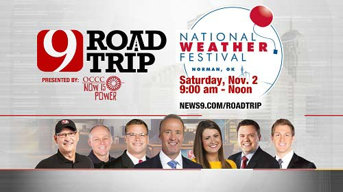 Road Trip: National Weather Festival