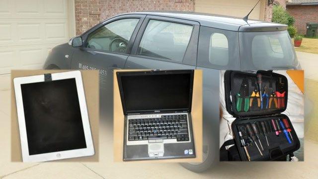 iPad Tracking App Leads Deputies To Suspected OKC Drug House