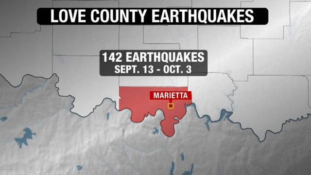 Oklahoma Seismologist Plans Experiment To Trigger Earthquake
