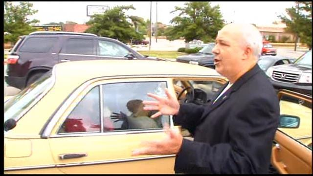 Randy Terrill Posts Bond, Released From OK County Jail