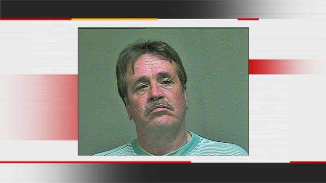 Del City Dad Accused Of Lewd Acts With Foster Child