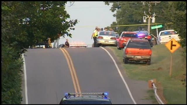 Fatal Head-On Collision On Highway 66 In NE OKC
