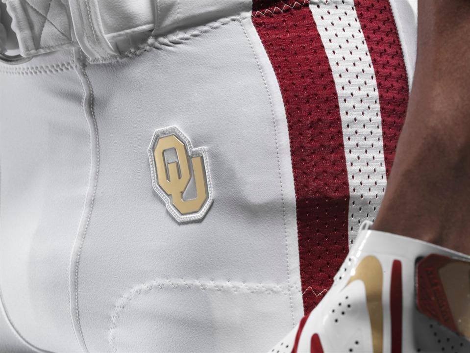 Sooners And Longhorns To Wear Special Uniforms For Red River Rivalry