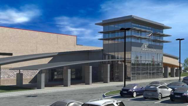 Plans Unveiled For Edmond Sports Complex