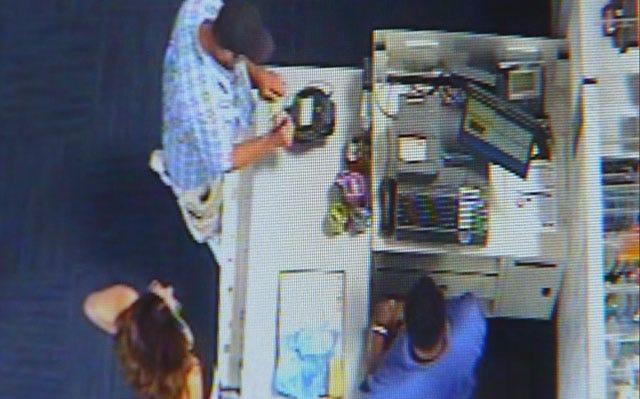 2 Caught On Camera Using Senator Inhofe's Stolen Campaign Credit Card