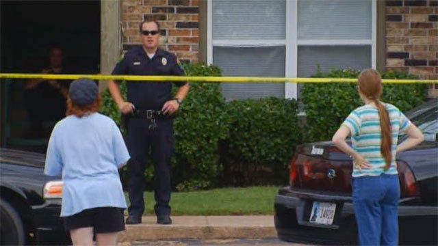 No Arrests Yet In Fatal Shooting At Norman Apartment