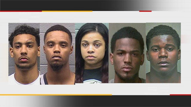 Six Arrested In Shooting Death Of Midwest City Woman