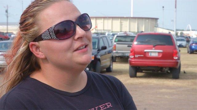 Thieves Target Vehicles At Oklahoma State Fair