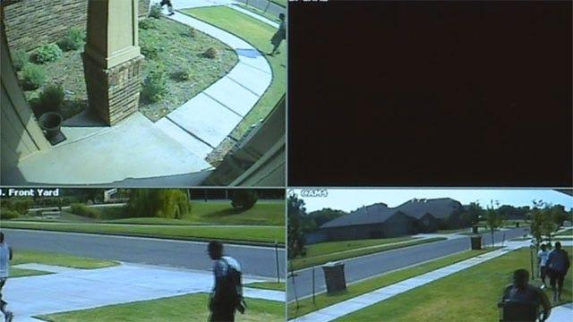 OKC Police Discover Burglary After Driver Spots Suspicious Activity