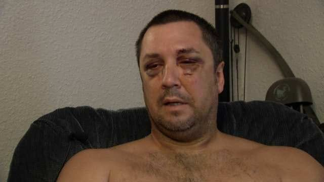 OKC Officers Accused In Beating On Illinois River Back On Job