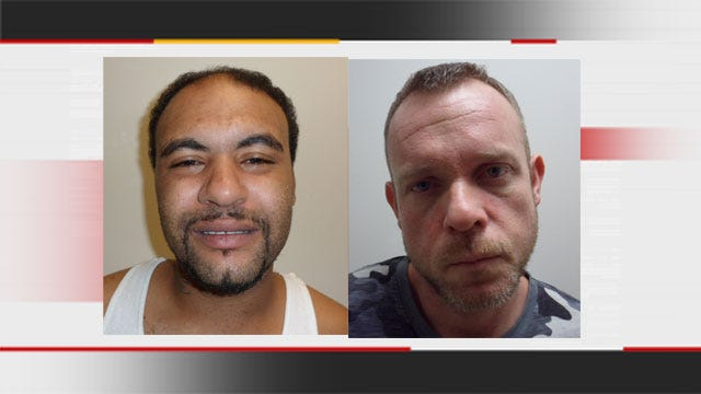 Two Out-Of-State Escaped Inmates Captured In Weatherford