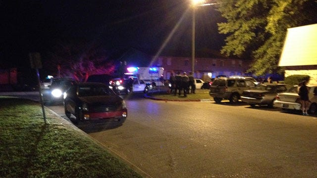 Two Stabbed At Northwest OKC Apartment Complex