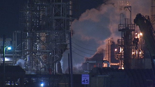 Widows Of Men Killed At Wynnewood Refinery File Suit