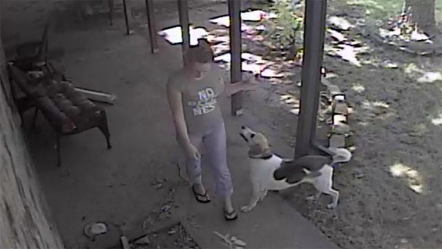Home Security Camera Catches Burglary Suspects In NE OKC