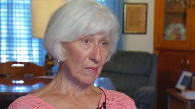 Elderly Woman Robbed At Bethany Cemetery Speaks Out