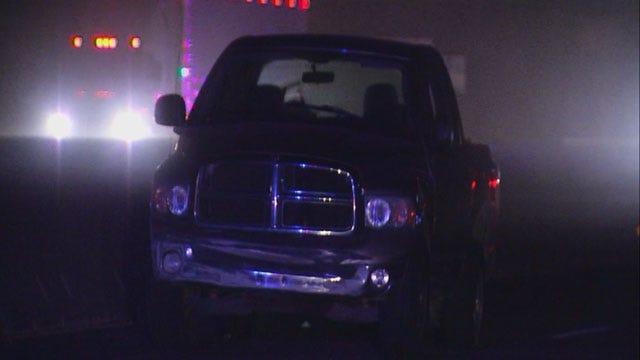 I-40 Back Open After Crash Involving Semi Near Kilpatrick Turnpike