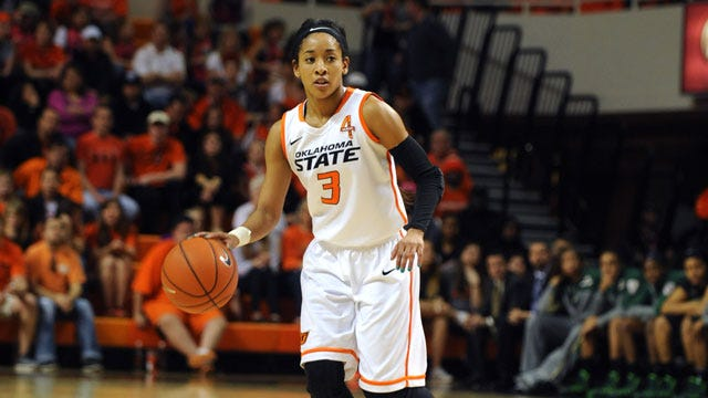 OSU's Bias Receives Honorable Mention All-America Honors