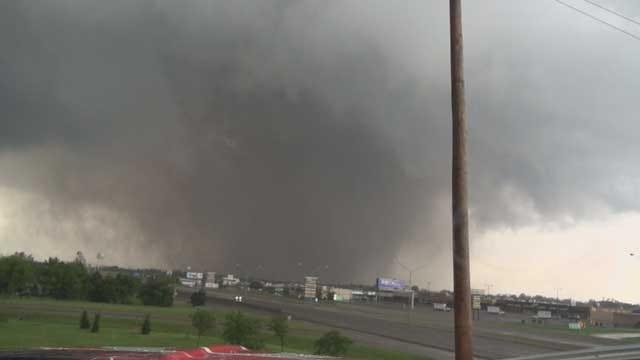 Tornado Season Puts Moore Residents On Edge
