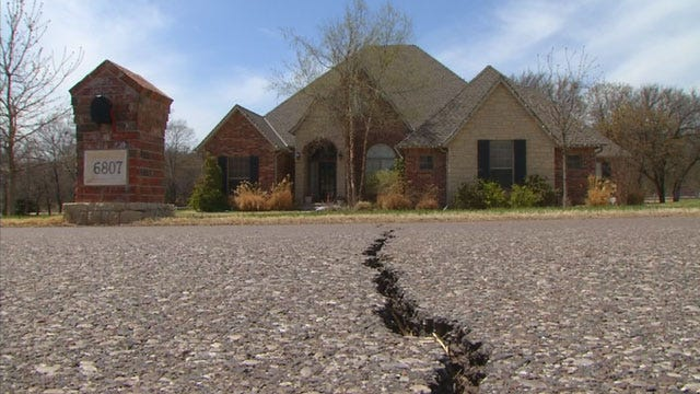 Earthquakes Can't Shake Edmond Home Sales