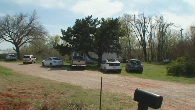McClain County Deputies Investigate Mother's Death As Homicide