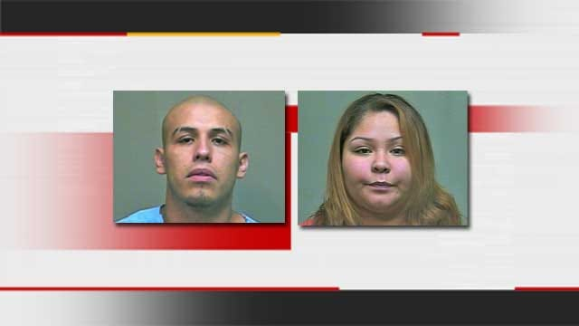 Police Arrest Mother, Father In NW OKC Domestic Assault