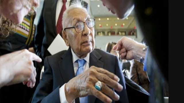 Seminole Nation Remembers One Of America's Last WWII Code Talkers