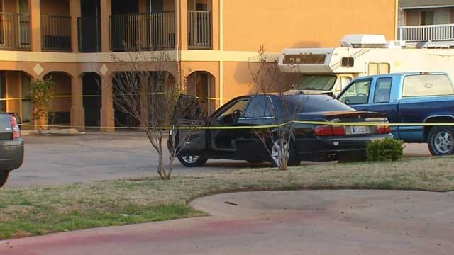 Suspect Sought After Shooting At NW OKC Motel