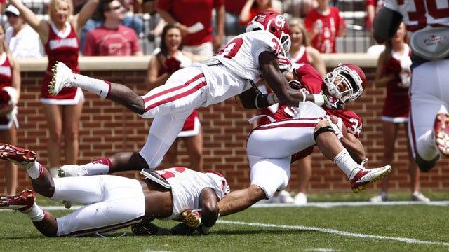 Oklahoma Football: Sooners Spring Game Recap