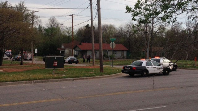 Police Investigate Shooting At NE Oklahoma City Park
