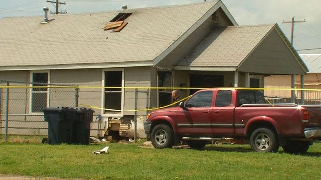 Neighbors React After Man Found Dead In House Fire