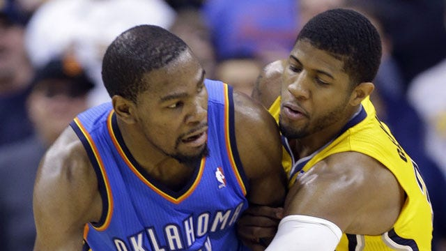 Out-Paced: Thunder Falls To Indiana