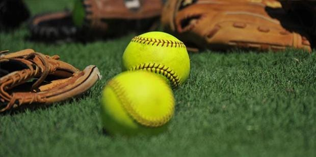 Sunday College Softball Roundup