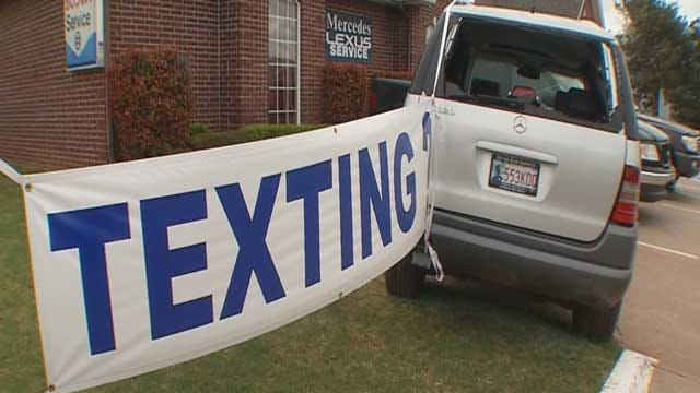 Another Setback In Fight To Ban Texting While Driving