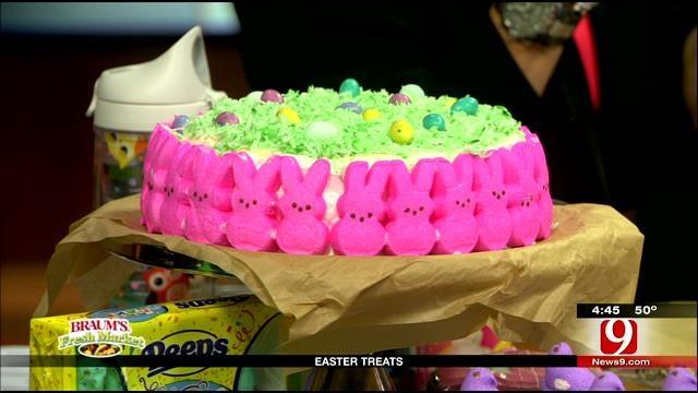 Bunny Fluff Cake