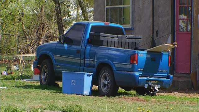Chickasha Hands Out Fines For Parking On The Grass
