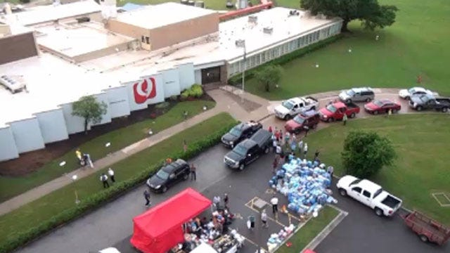 News 9 Recognized For May 2013 Tornado Coverage, Relief Efforts