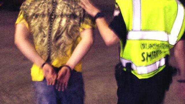 Oklahoma Co. Deputies Arrest 22 During DUI Crackdown