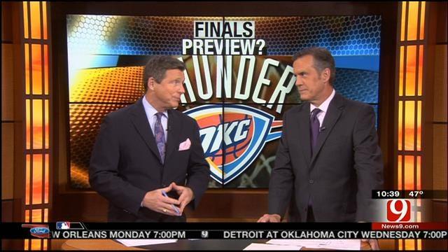 Oklahoma Ford Sports Blitz: April 13
