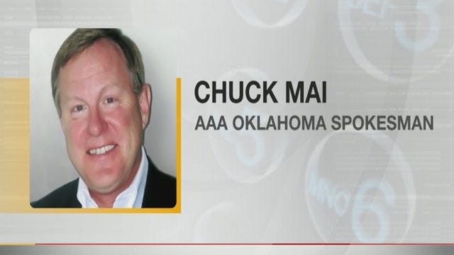 VP Of AAA Oklahoma Talks About Ban On Texting And Driving