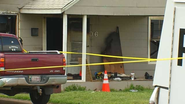 Man's Death In SE OKC House Fire Ruled A Homicide