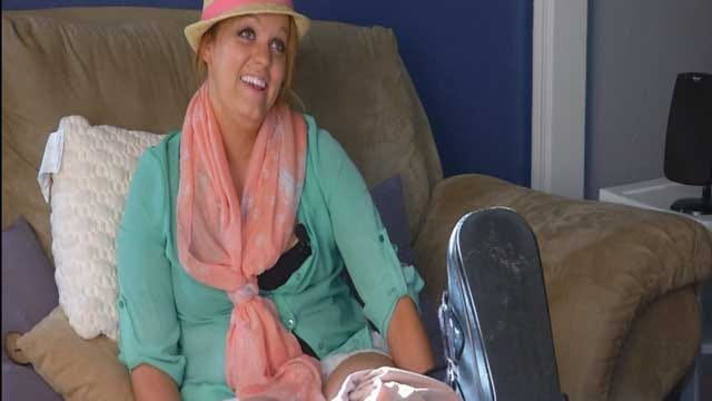 OK Dance Instructor Struggles To Pay For Foot Surgery