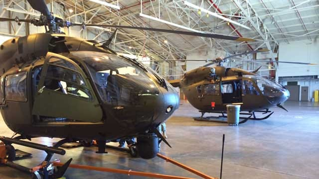 OK National Guard Choppers To Help Squash Future Wildfires