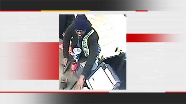 Police Seek Suspect In SW OKC Convenience Store Robberies